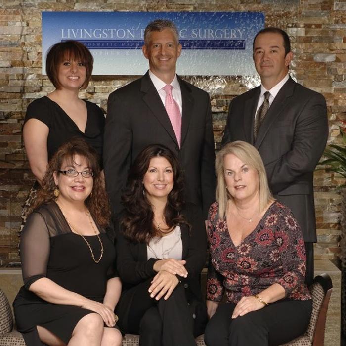 Dr. Livingston & the team