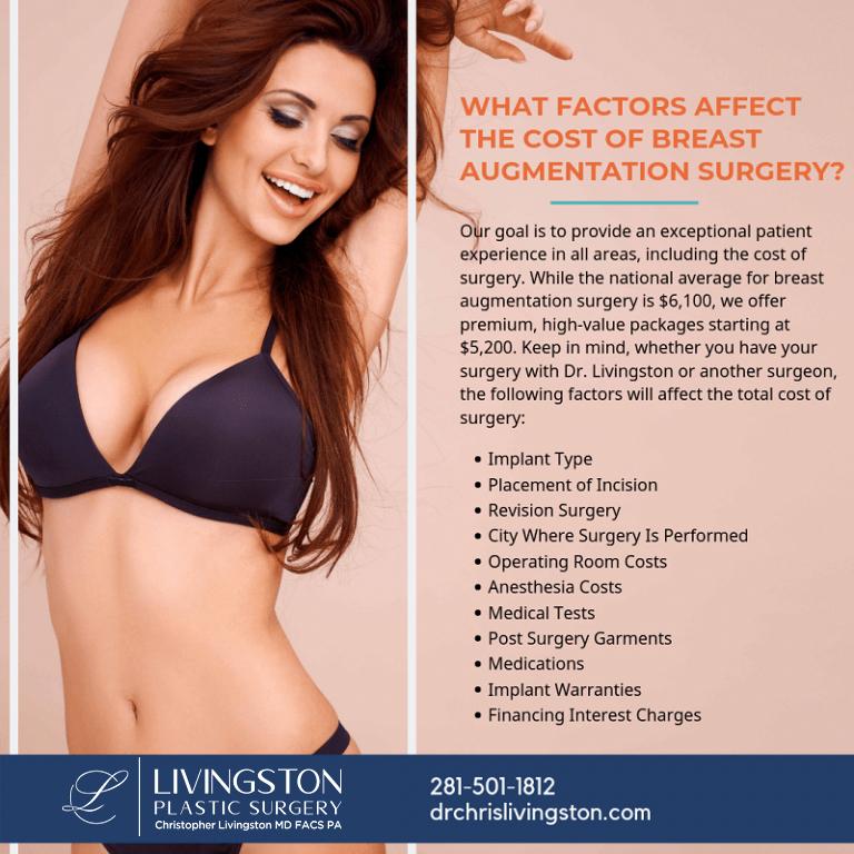 breast augmentation infographic