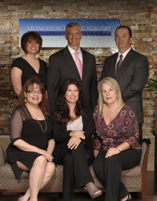Dr. Livingston & staff